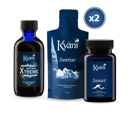 Kyani Xtreme Triangle Of Health