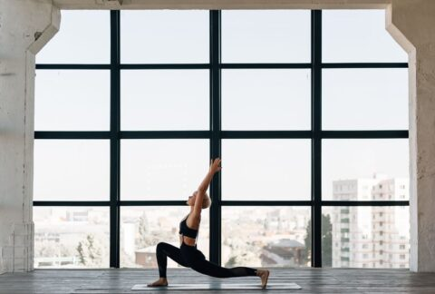 how to start a daily home yoga practice